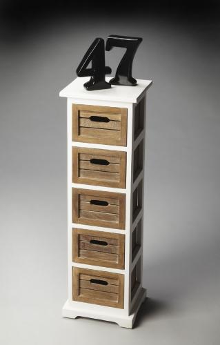 2381260 Storage Pedestal - Modern Expressions