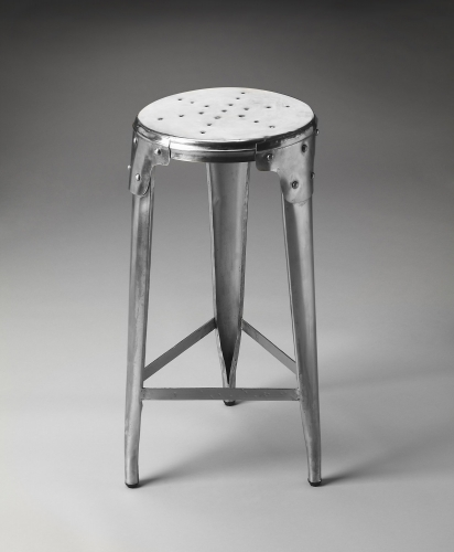 2540025 Metalworks Bar Stool