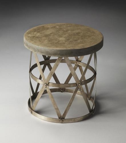 2543025 Metalworks Side Table