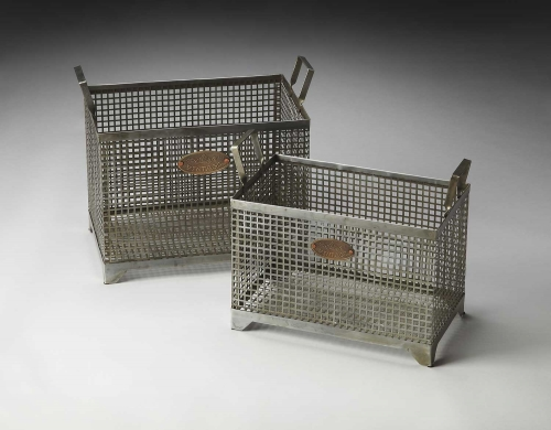 2549016 Hors Doeuvres Storage Basket Set