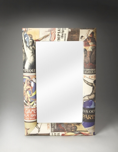 2590290 Artifacts Wall Mirror