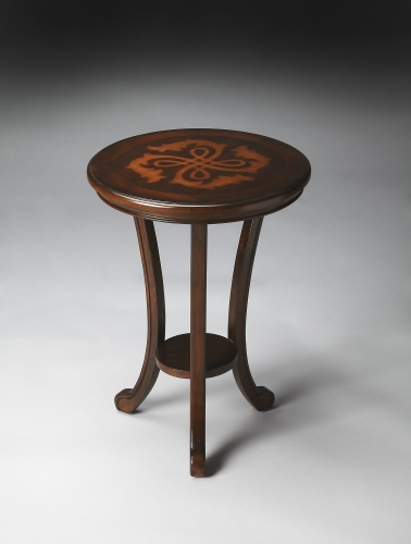2619024 Plantation Cherry Accent Table