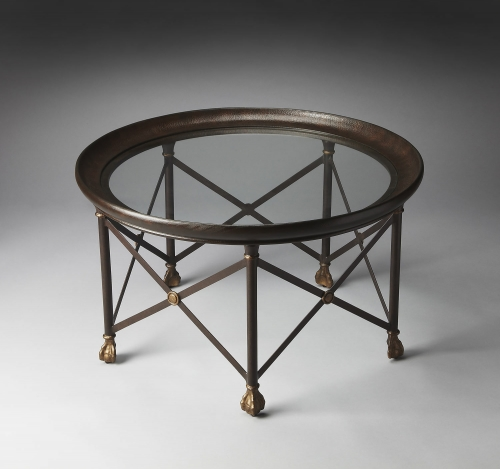 Butler 2626025 Metalworks Cocktail Table