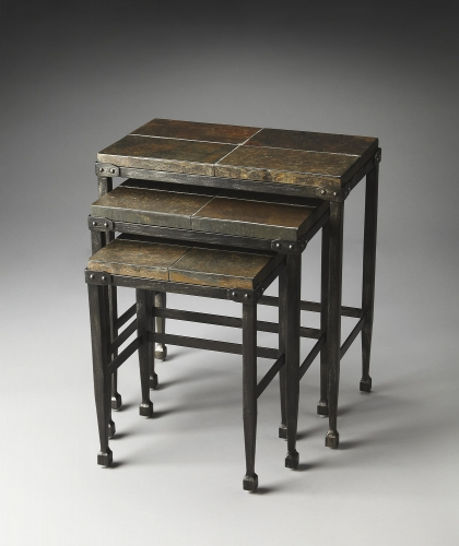 2683025 Metalworks Nesting Tables