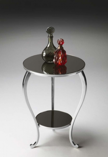 2880220 Accent Table - Nickel