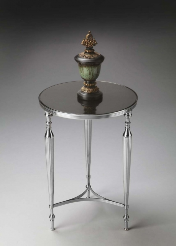 2881220 End Table - Nickel