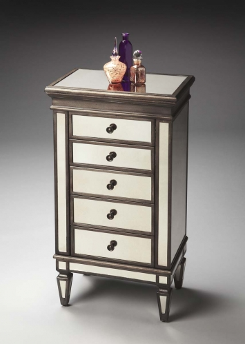 2907146 Jewelry Chest - Mirror