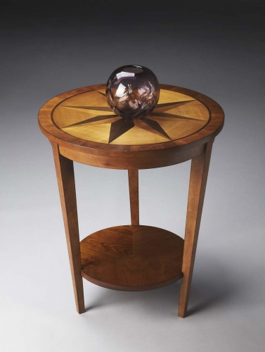 2946257 Accent Table - Honey