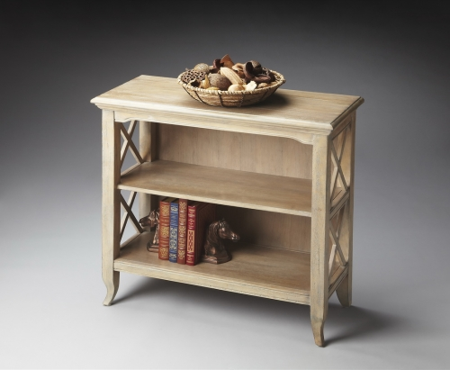 3044247 Driftwood Low Bookcase