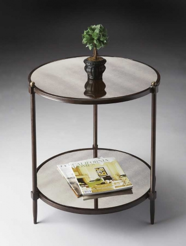3048025 Metalworks Side Table