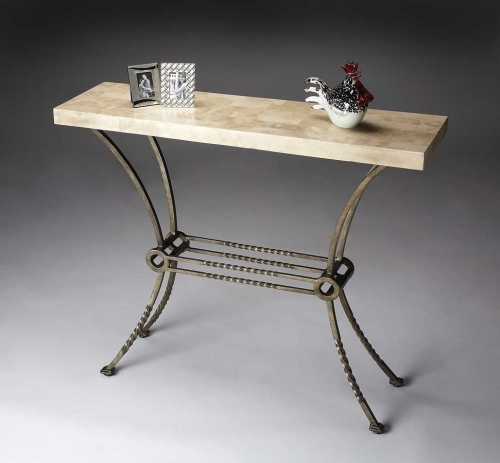 3082025 Metalworks Console Table