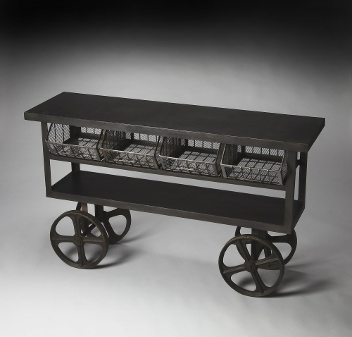 3116025 Metalworks Trolley Buffet