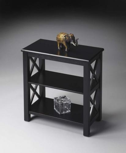 4105111 Bookcase - Black Licorice