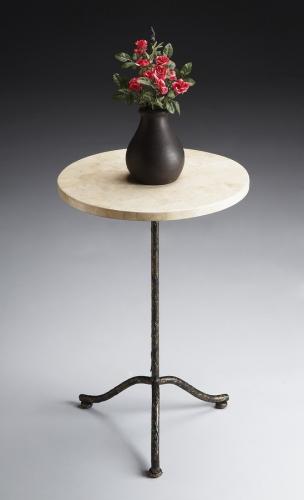 6068025 Metalworks Pedestal Table