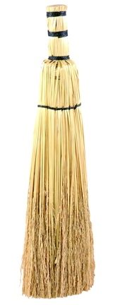 Large Replacement Broom For Wrought Iron Firesets-Uniflame