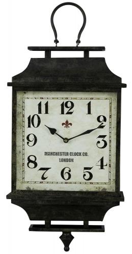 Kimmel Clock - Dark Gray