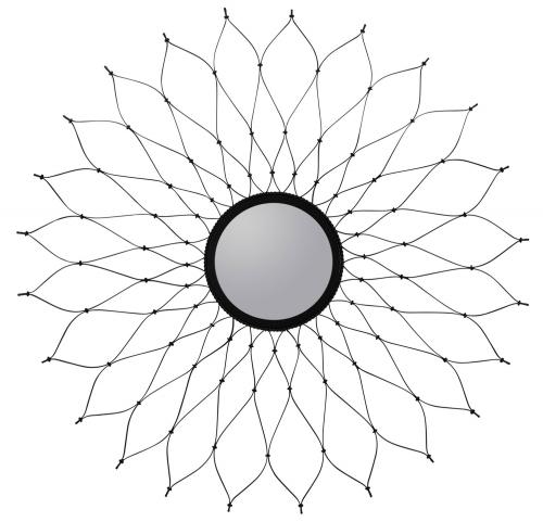 Scotland Mirror - Black