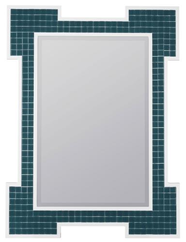 Sanabel Mirror - Turquoise