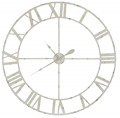 Annency Clock - Cream