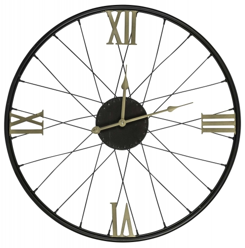 Dedon Clock - Black