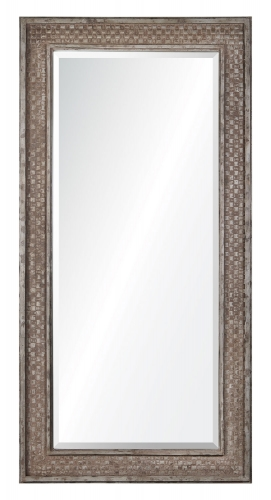 Cormac Leaner Mirror - Brown