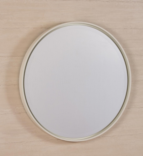 Hadly Mirror - Glossy White