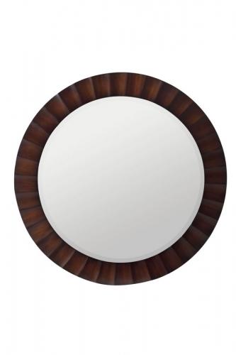 Savona Round Mirror