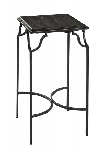 Macon Side Table - Gray