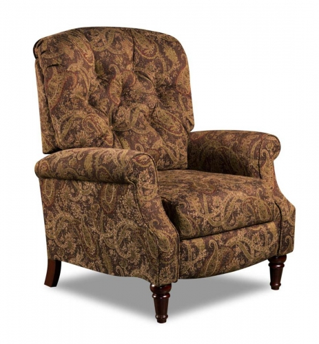 Huntington Recliner - Alpaca Cumin