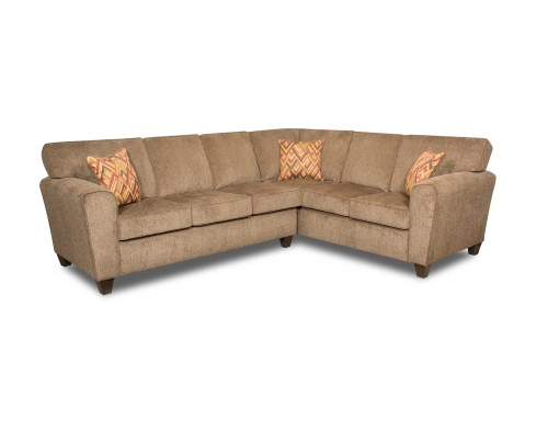 Ashton 2 pc Sectional Sofa Set