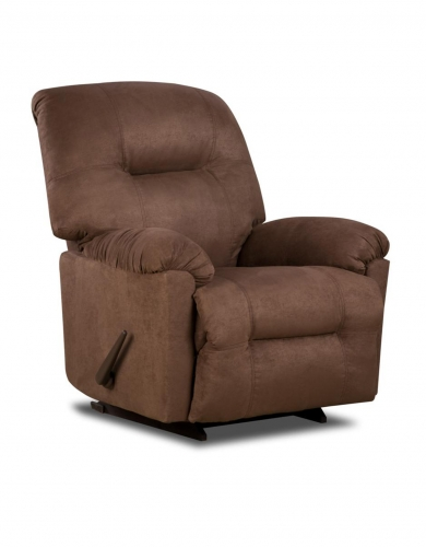 Wyoming Power Recliner - Calcutta Chocolate