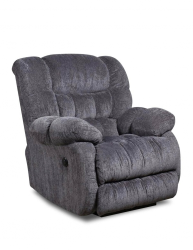 Laguna Power Recliner - Columbia Indigo Blue