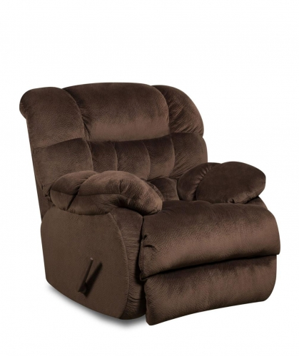 Laguna Power Recliner - Sharpei Chocolate