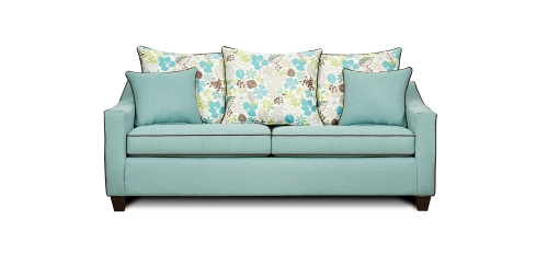 Bristol Sofa - Blue
