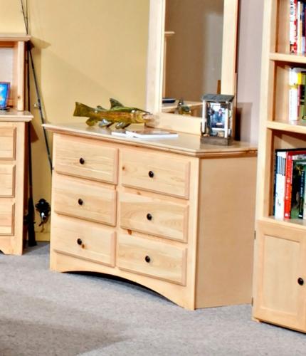 3524470 6 Drawer Dresser - Desert Sand