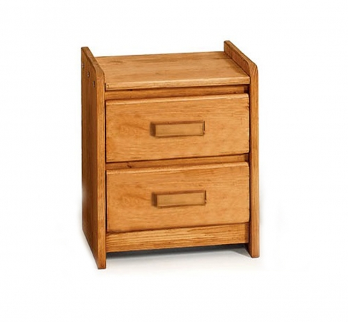 361001 Night Stand - Honey