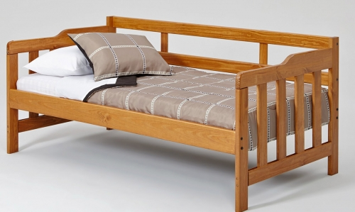 Twin Pine Day Bed - Honey
