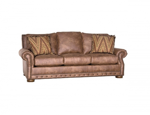 Stoughton Sofa Set - Brown