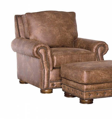 Stoughton Chair - Brown