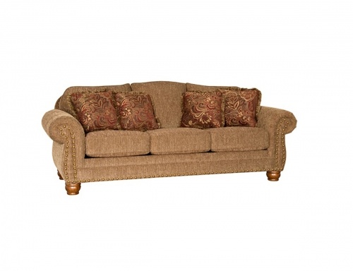 Sturbridge Sofa - Lone Wolf Brass