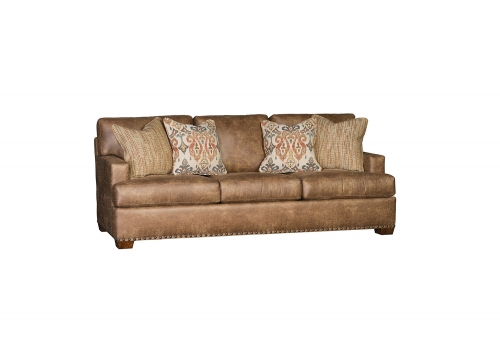 Taunton Sofa Set - Brown