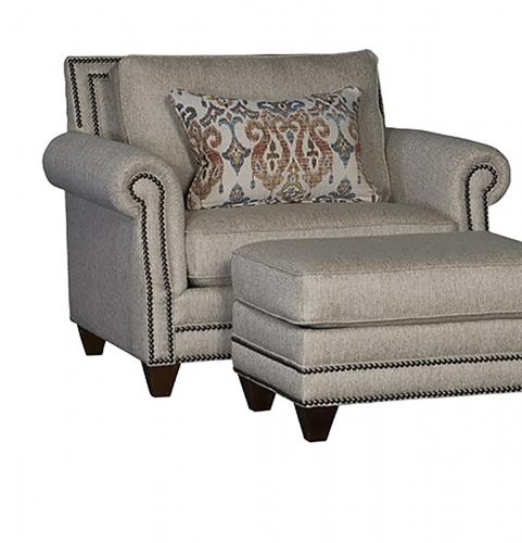 Walpole Chair - Grey