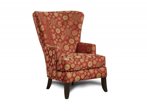 Davin Accent Chair - Multicolor