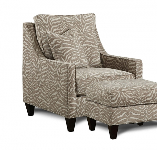 Chelsea Home Drury Accent Chair - Multicolor