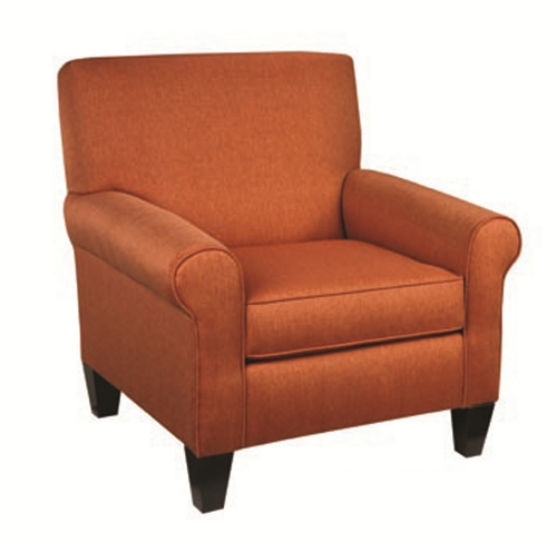 Clayton Chair - Orange