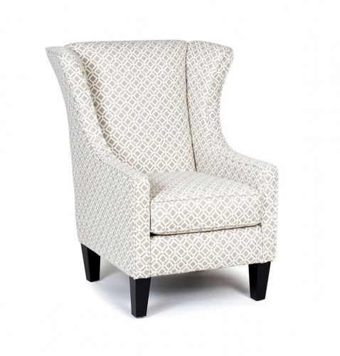Jennifer Accent Chair - Linen