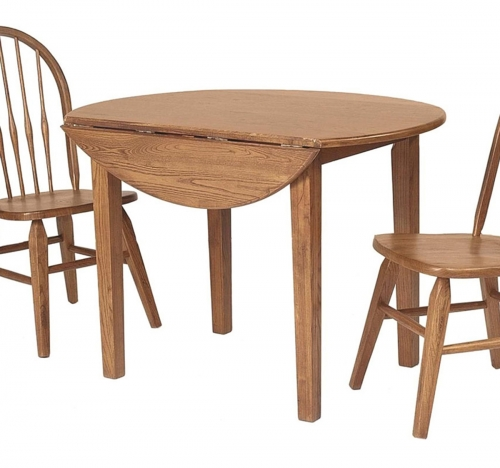 Fruitwood Table - Hervest Oak