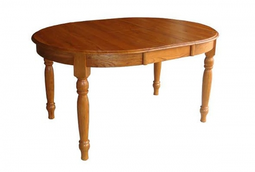 Kingwood Table - Hervest Oak