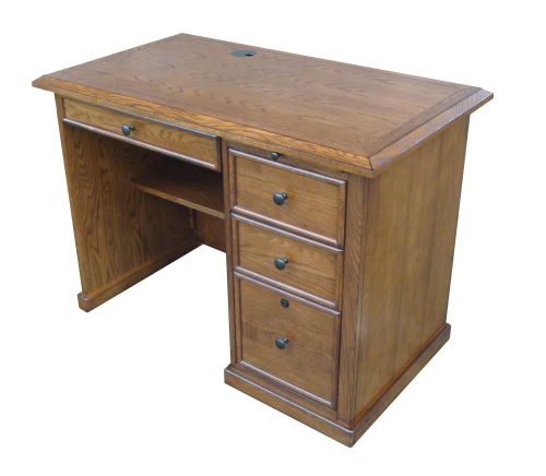 Lavender Desk - Burnished Walnut