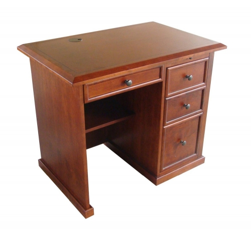 Chelsea Home Lavender Desk - Cherry